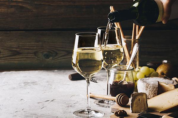 la température du vin